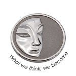 Quoins disc What we Think we Become - QMOZ-12-E