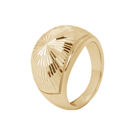 By Q Exclusive Ring Forever Diamonds - ZRK-01-GG