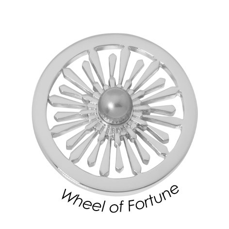 "Quoins disk: Black Label ""Wheel of Fortune"" - qmb-61m-e"